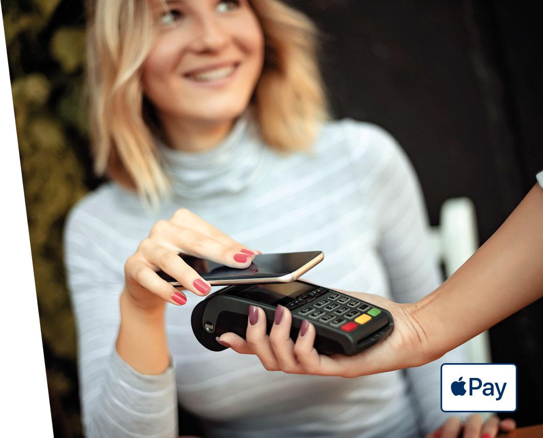 Kontaktlose Kartenzahlung