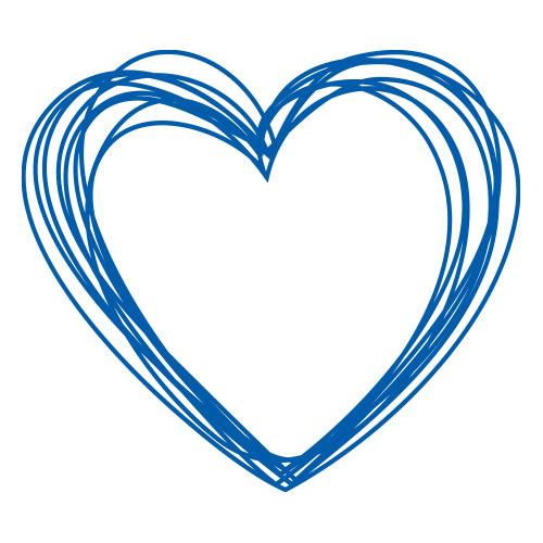 Icone eines Herzens