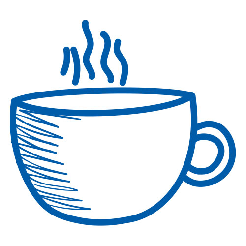 Icon einer Tasse