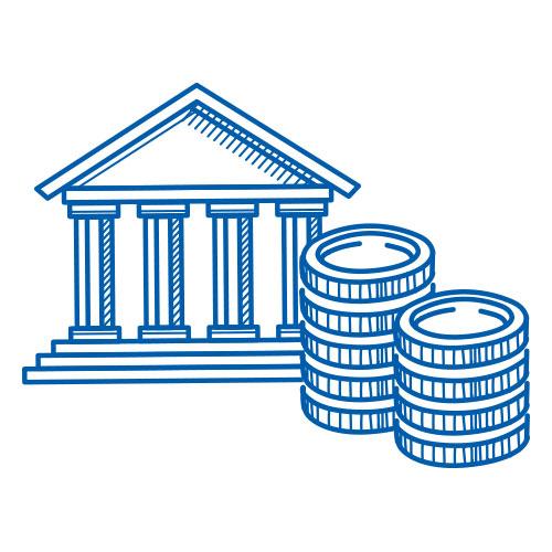 Icon von Geld