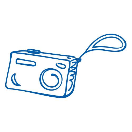 Icon eines Fotoapparates