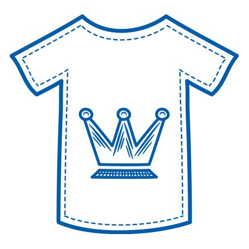 Icon eines T-Shirts